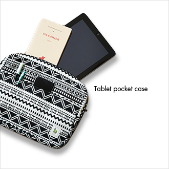 Tablet pocket Case