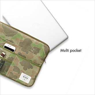 Multi pocket Case